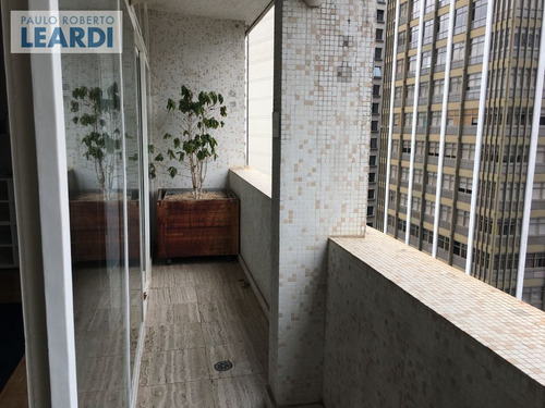 apartamento jardim américa  - são paulo - ref: 488735