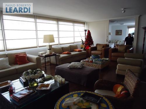 apartamento jardim américa  - são paulo - ref: 488970
