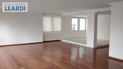 apartamento jardim américa  - são paulo - ref: 490269