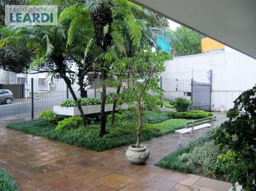 apartamento jardim américa  - são paulo - ref: 492899