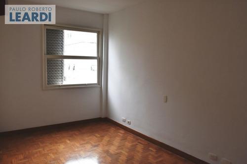 apartamento jardim américa  - são paulo - ref: 493160