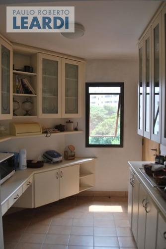 apartamento jardim américa - são paulo - ref: 493360