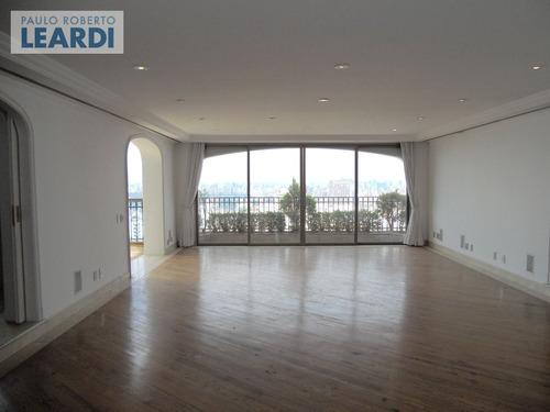 apartamento jardim américa  - são paulo - ref: 493809
