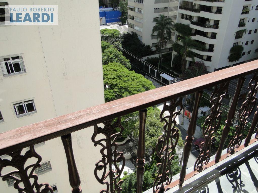 apartamento jardim américa  - são paulo - ref: 495429