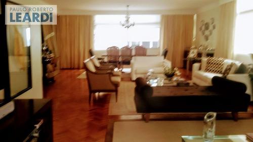 apartamento jardim américa  - são paulo - ref: 496624