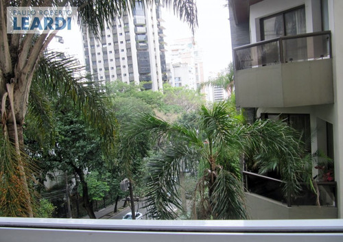 apartamento jardim américa  - são paulo - ref: 496711