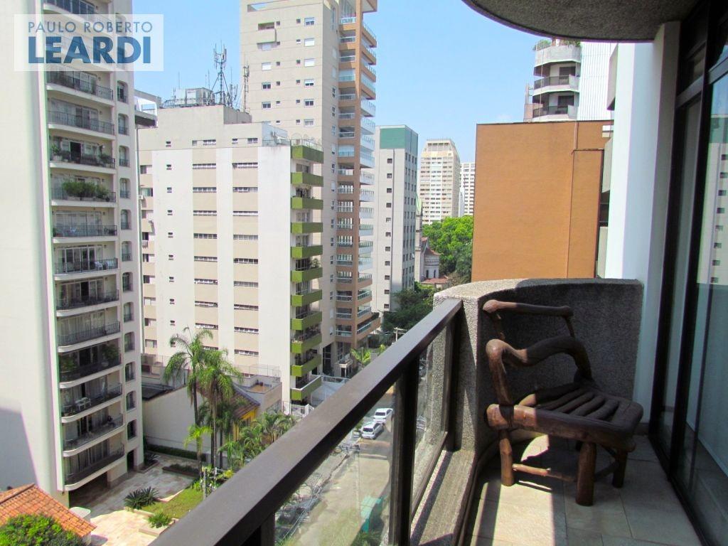 apartamento jardim américa  - são paulo - ref: 497007