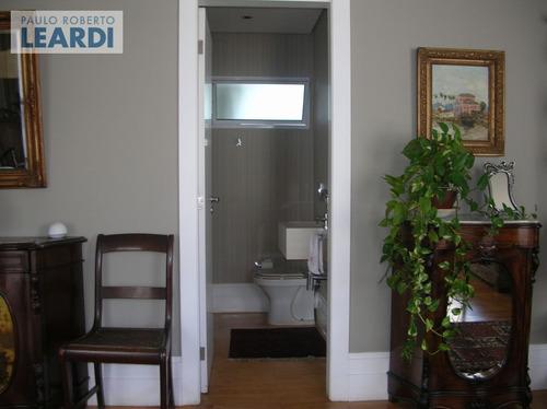apartamento jardim américa  - são paulo - ref: 499021