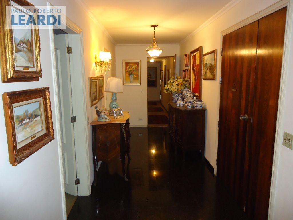 apartamento jardim américa  - são paulo - ref: 502327