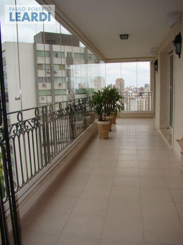 apartamento jardim américa  - são paulo - ref: 504151