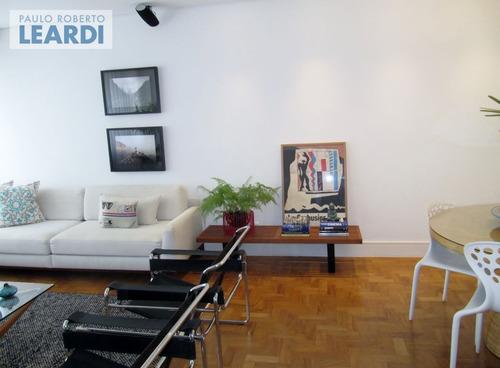 apartamento jardim américa  - são paulo - ref: 505203