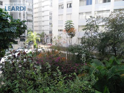 apartamento jardim américa  - são paulo - ref: 508657