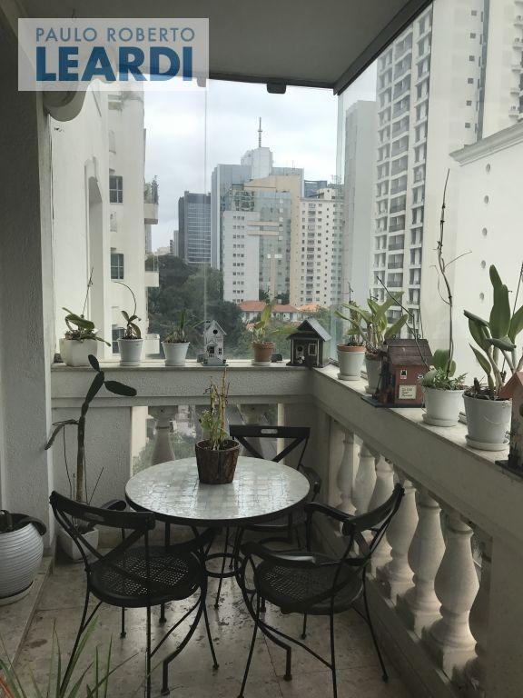 apartamento jardim américa  - são paulo - ref: 509680