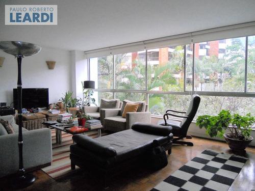 apartamento jardim américa  - são paulo - ref: 513969