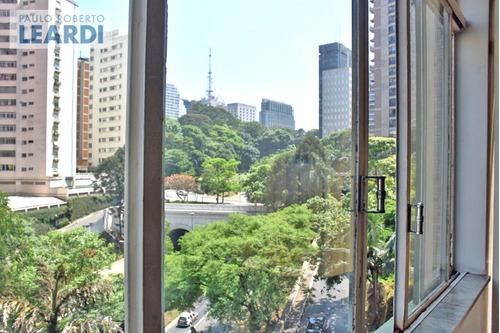apartamento jardim américa  - são paulo - ref: 523693