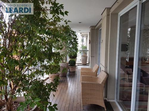 apartamento jardim américa  - são paulo - ref: 524034