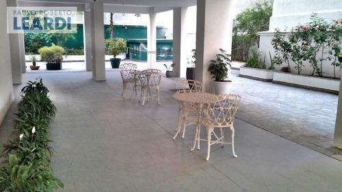 apartamento jardim américa  - são paulo - ref: 524618
