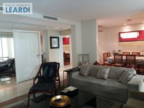 apartamento jardim américa  - são paulo - ref: 529899
