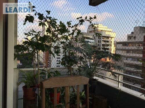 apartamento jardim américa  - são paulo - ref: 530570