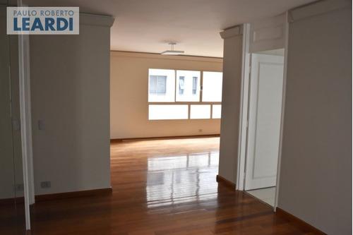apartamento jardim américa  - são paulo - ref: 531400