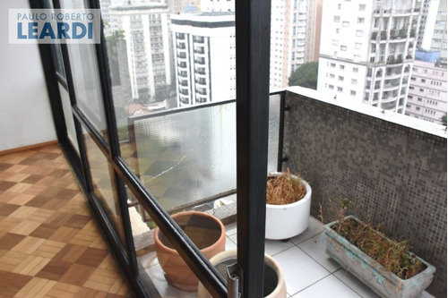 apartamento jardim américa  - são paulo - ref: 535994