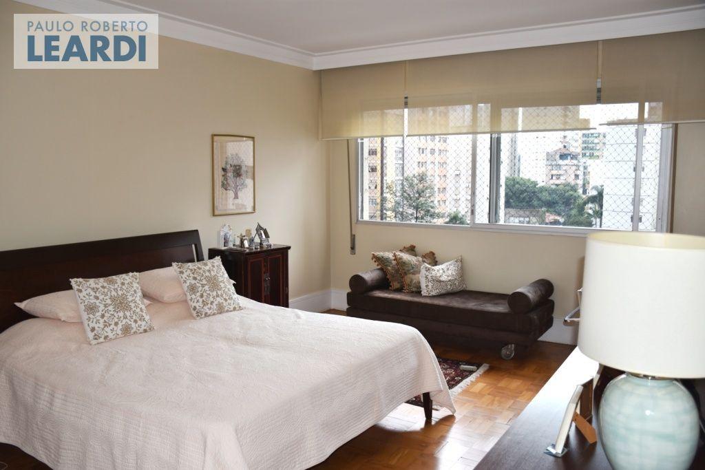 apartamento jardim américa  - são paulo - ref: 538653