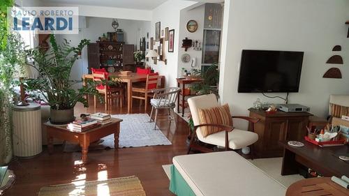 apartamento jardim américa - são paulo - ref: 541055