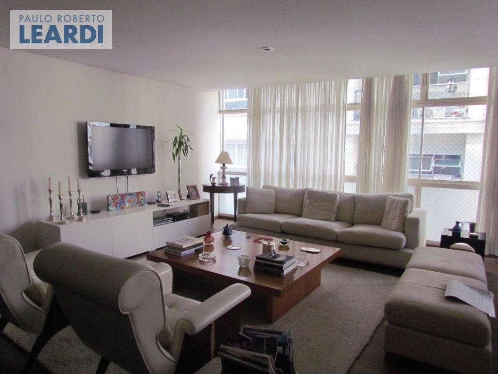 apartamento jardim américa  - são paulo - ref: 541515