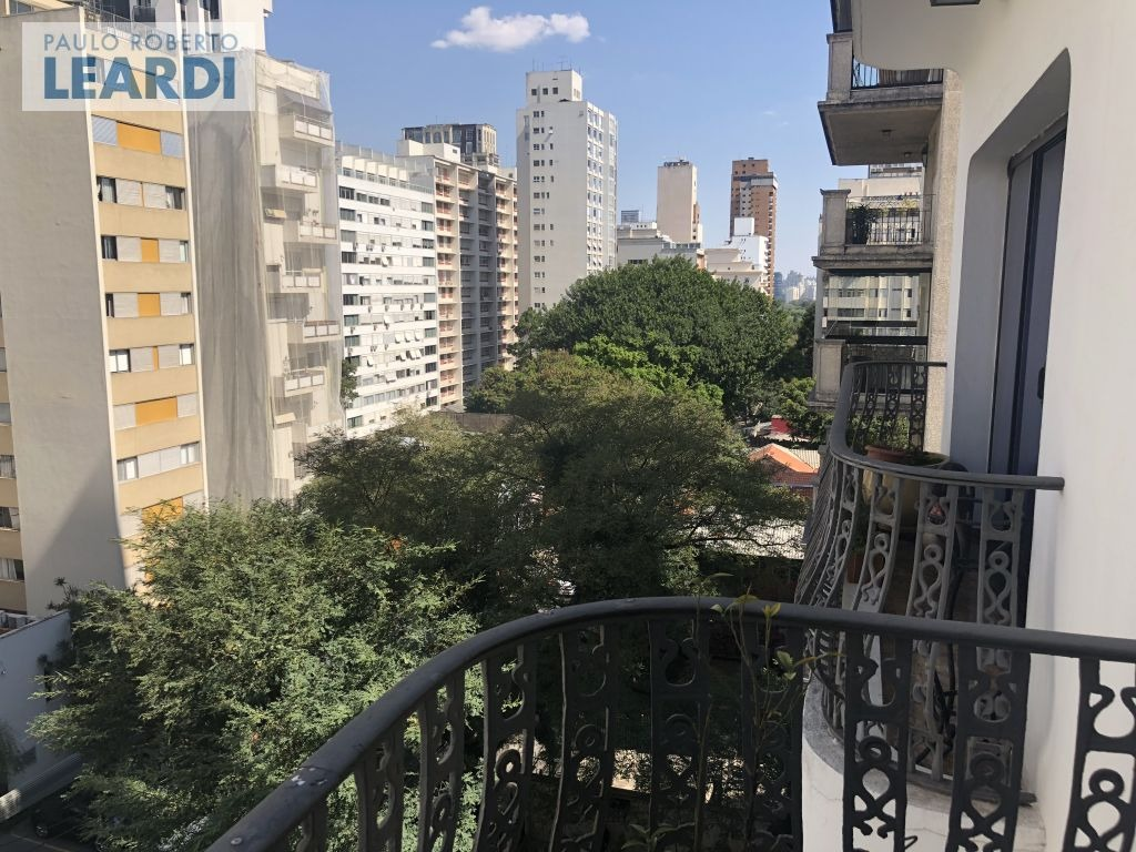 apartamento jardim américa  - são paulo - ref: 544505