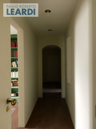 apartamento jardim américa  - são paulo - ref: 548692