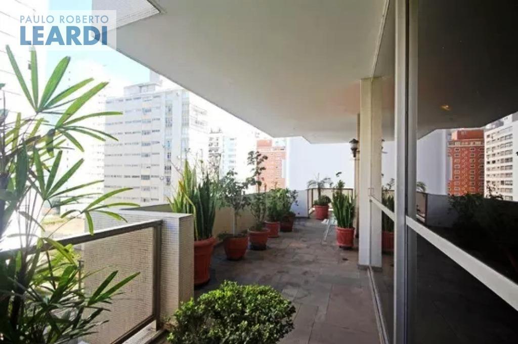 apartamento jardim américa  - são paulo - ref: 550125