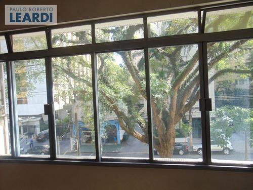 apartamento jardim américa  - são paulo - ref: 550319