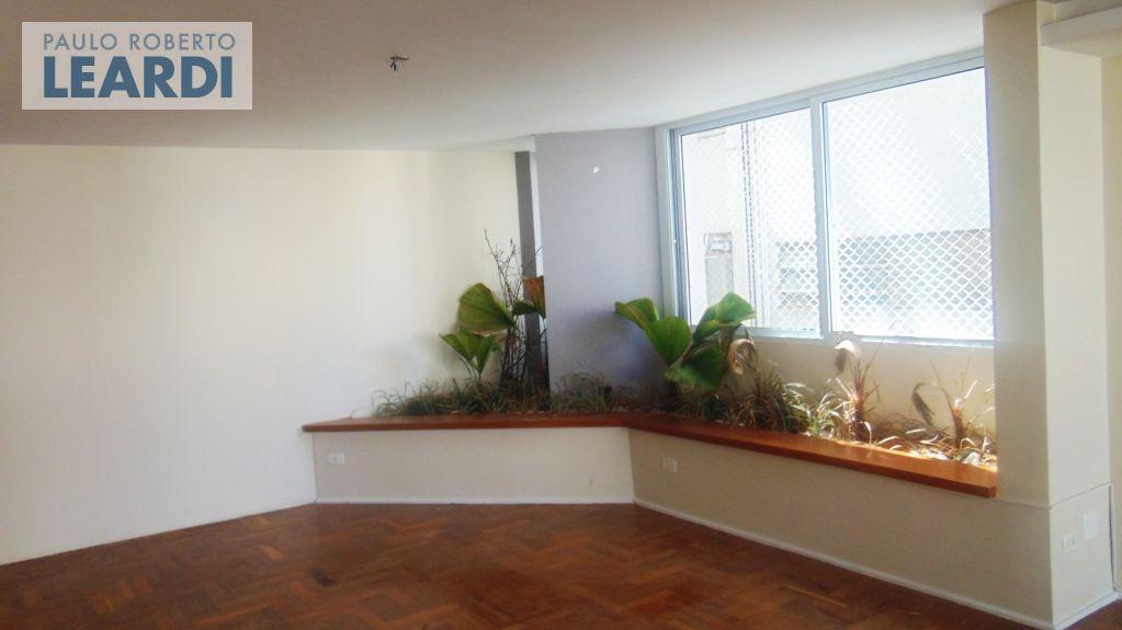 apartamento jardim américa  - são paulo - ref: 553166
