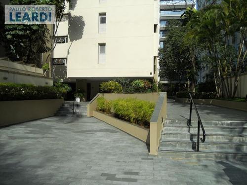 apartamento jardim américa  - são paulo - ref: 553662