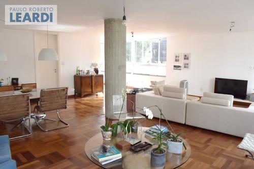 apartamento jardim américa  - são paulo - ref: 554789