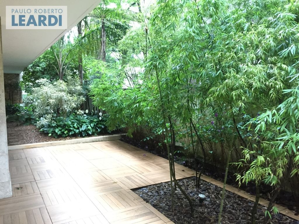 apartamento jardim américa  - são paulo - ref: 556021