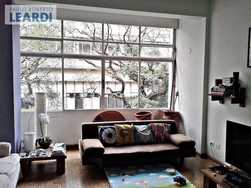 apartamento jardim américa  - são paulo - ref: 557927
