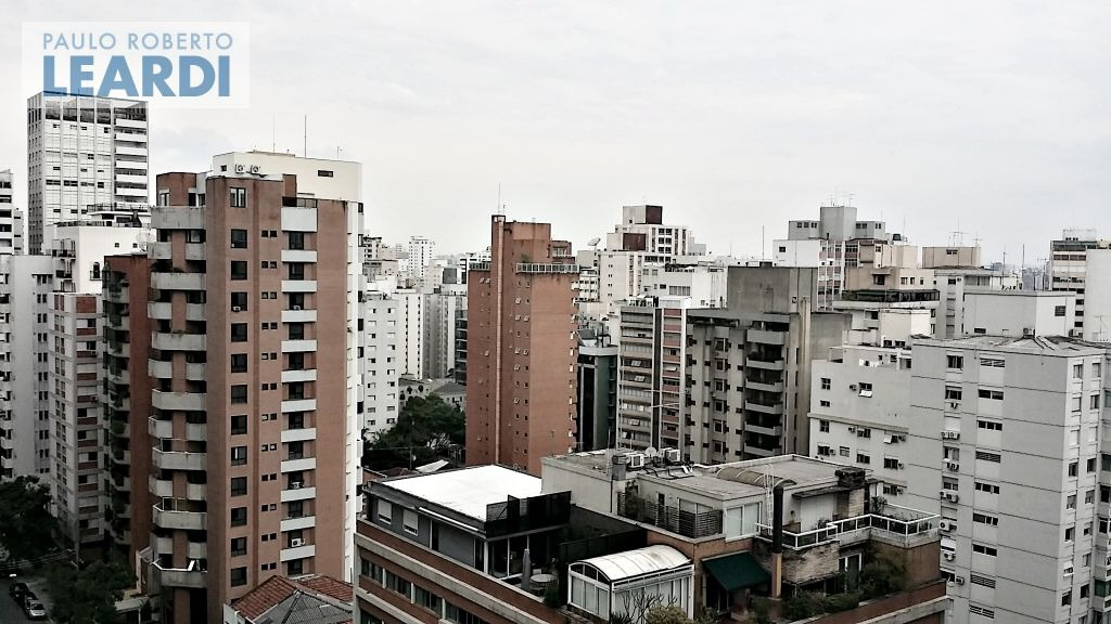 apartamento jardim américa  - são paulo - ref: 558303