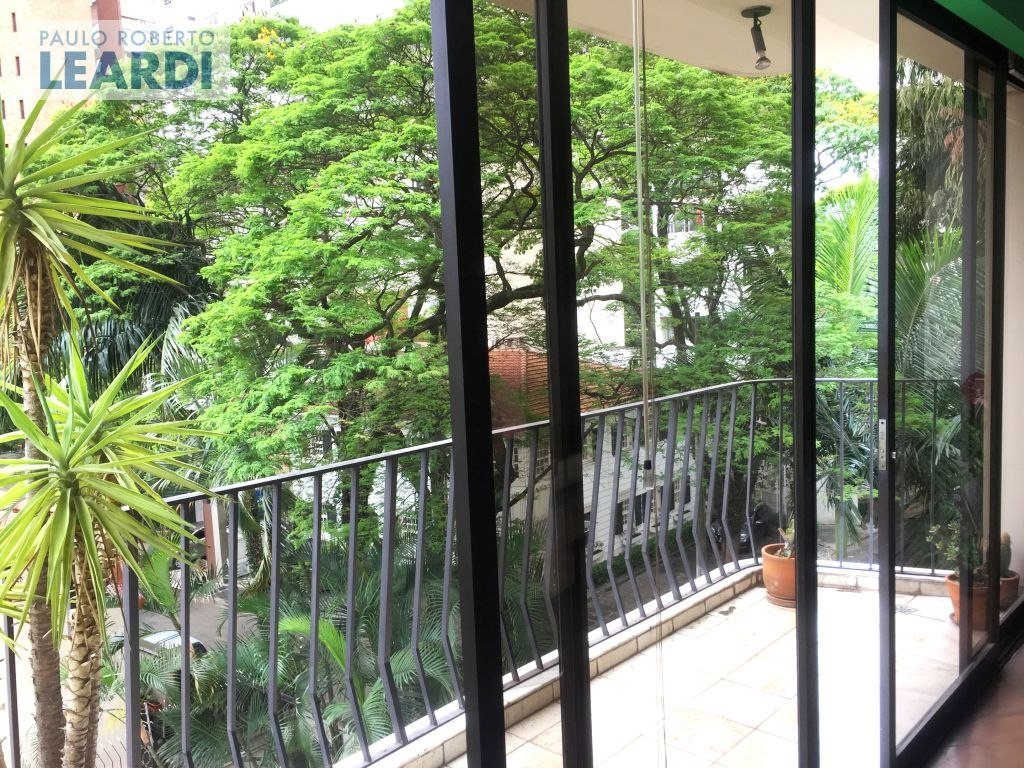 apartamento jardim américa  - são paulo - ref: 559730