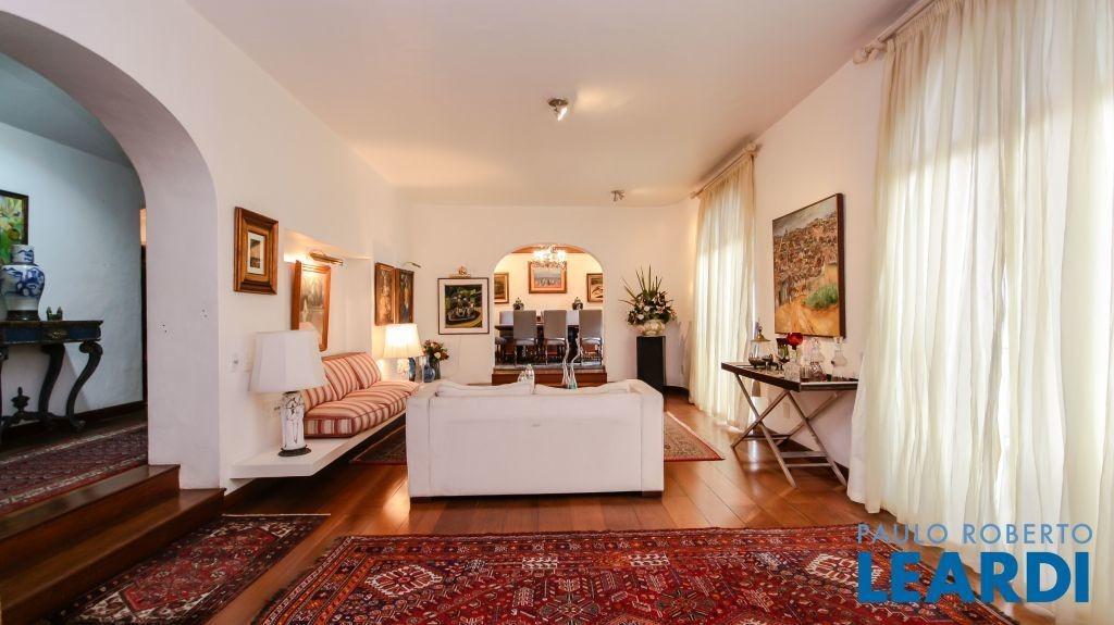 apartamento - jardim américa  - sp - 593781