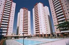 apartamento jardim analia franco 2 dormitórios 1 banheiros 1 vagas 60 m2 - 2066