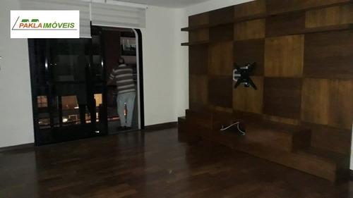apartamento - jardim analia franco - ref: 2908 - v-2908