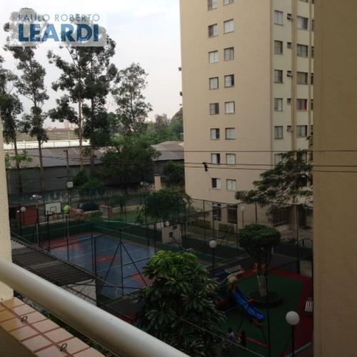 apartamento jardim andaraí - são paulo - ref: 451667