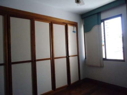 apartamento jardim apipema  4/4 ( 2 suítes) r$ 890.000,00 , condomínio $ 1.700,00, nascente - 3 vagas - tsl8 - 3054797
