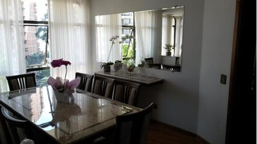 apartamento jardim avelino 2 suítes 4 dormitórios 3 banheiros 4 vagas 225 m2 - 2429