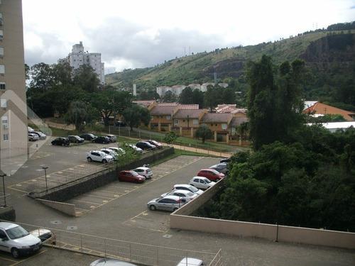 apartamento - jardim carvalho - ref: 206990 - v-206990