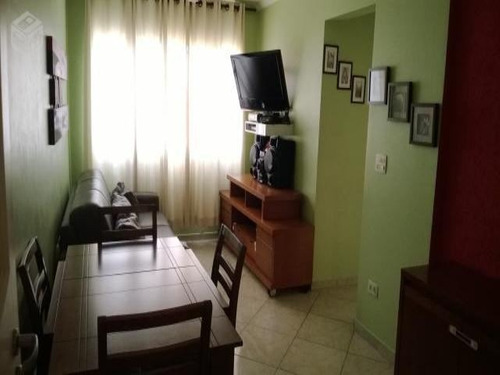 apartamento jardim claudia são paulo r$ 295.000,00 - 8708