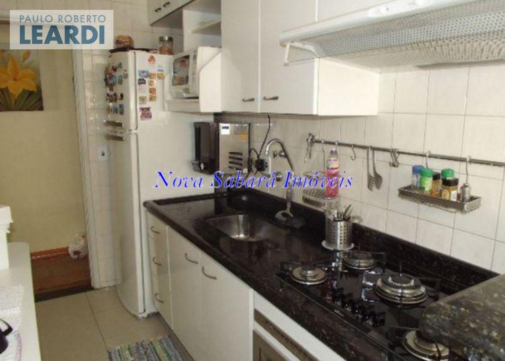 apartamento jardim consórcio - são paulo - ref: 529566