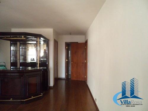 apartamento - jardim da saude - ref: 854 - v-854