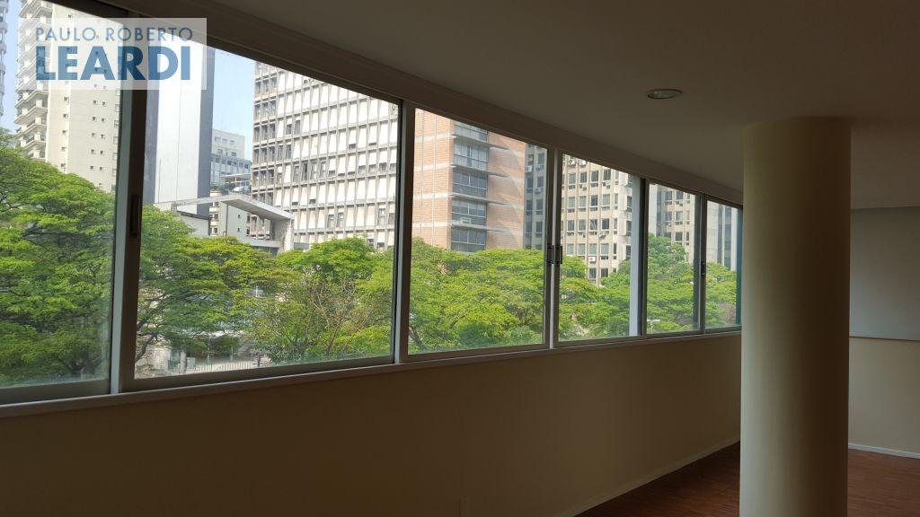 apartamento jardim europa  - são paulo - ref: 489513